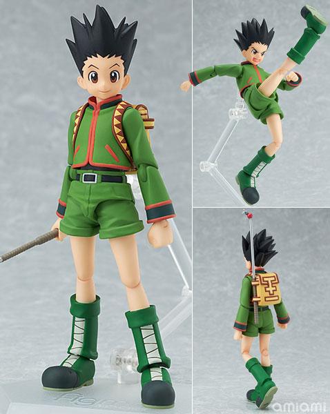 amiami character hobby shop figma hunter x hunter gon