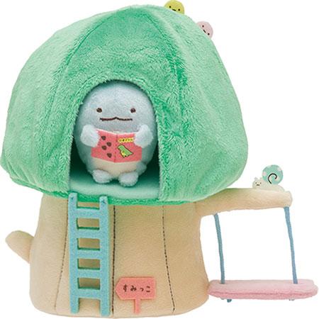 Sumikko Gurashi Scene Plush Doll Bathroom San-X