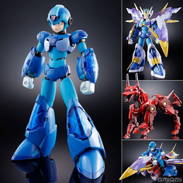 amiami character hobby shop chogokin mega man x giga armor
