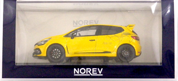 Amiami Character Hobby Shop 143 Renault Clio Rs16 2016
