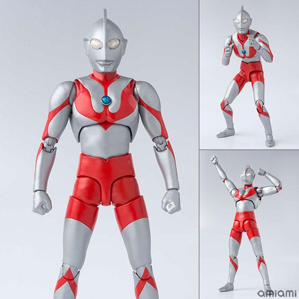 - Ultraman: Ultraman Bandai S.H.Figuarts Best Selection PRE-ORDER