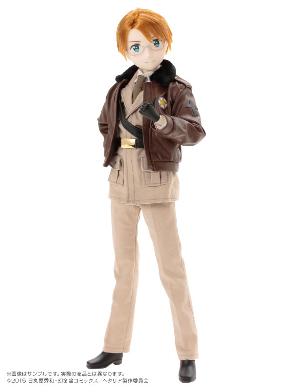AZONE Asterisk Collection Series 007 Hetalia The World Twinkle Spain Doll Figure